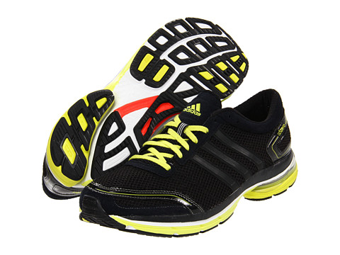 Adidasi Adidas Running - adiZeroâ⢠Aegis 2.0 M - Black/Lab Lime
