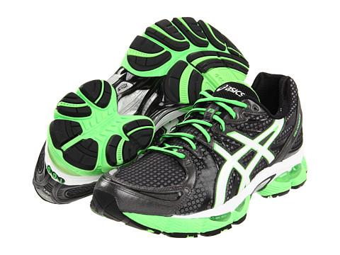 Adidasi ASICS - GEL-Nimbusî 13 - Storm/Onyx/Electric Apple
