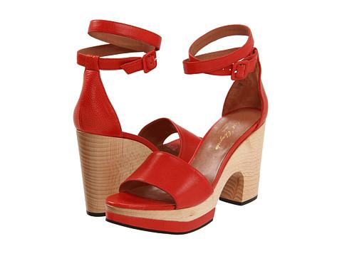 Sandale Robert Clergerie - Deri - Pink Tangr