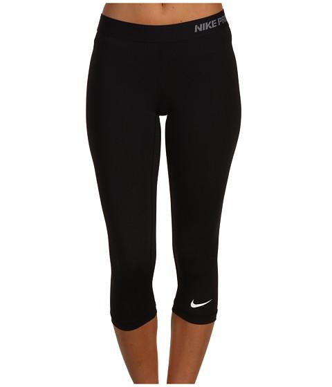 Pantaloni Nike - Pro Core II Compression Capri - Black/CoolGrey