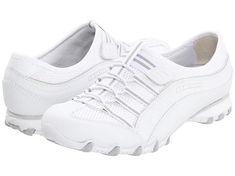 Adidasi SKECHERS - Bikers-Deuce - White