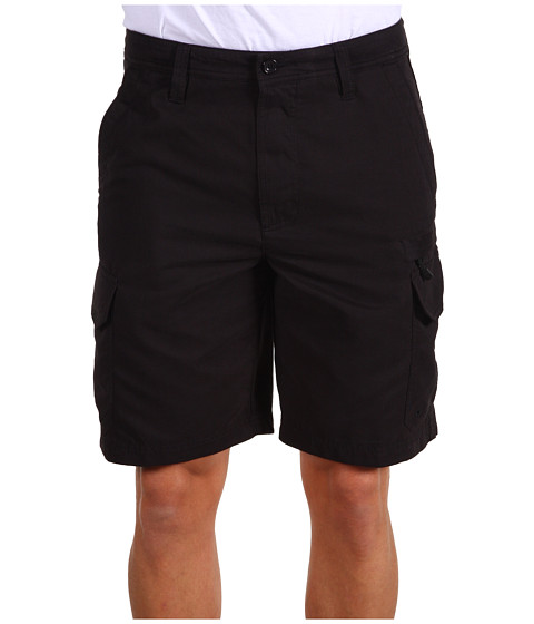 Pantaloni Quiksilver - Waterman Collection Maldive 5 Walkshort - Black