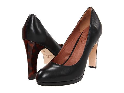 Pantofi Corso Como - Mendy - Black Paris/Tortoise