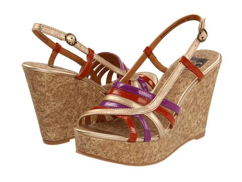 Sandale BC Footwear - Pout - Copper/Orange/Plum