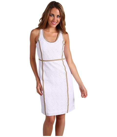Rochii MICHAEL Michael Kors - Petite Floral Lace S/L Dress - White