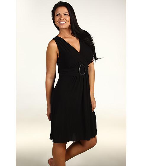 Rochii Christin Michaels - Plus Size Izzy Dress - Black