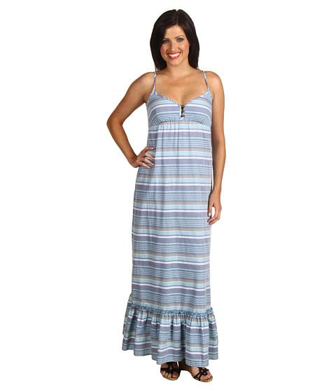 Rochii Tommy Bahama - Orizzo Stripe Dress - Lake