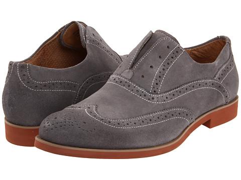 Pantofi Florsheim - No String Wing - Grey Suede