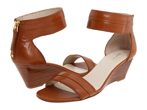 Pantofi Nine West - NWPackPunch - Natural Leather
