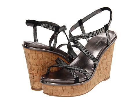 Sandale Nine West - Relish - Black2 Satin
