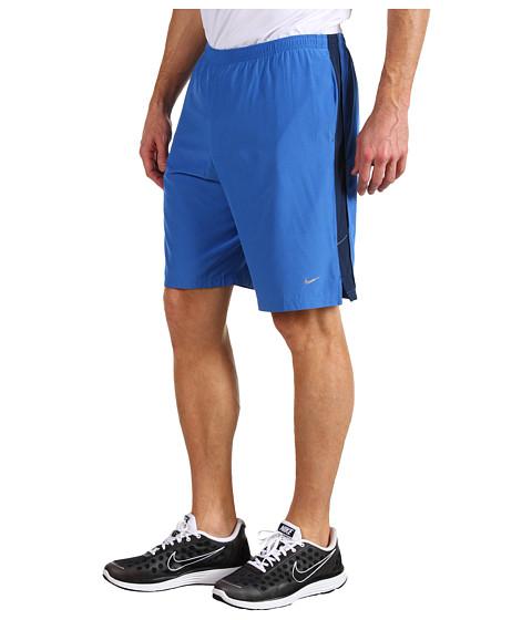 Pantaloni Nike - 9 inch Running Short - Signal Blue/Light Midnight/ Utility Blue/Reflective Silver