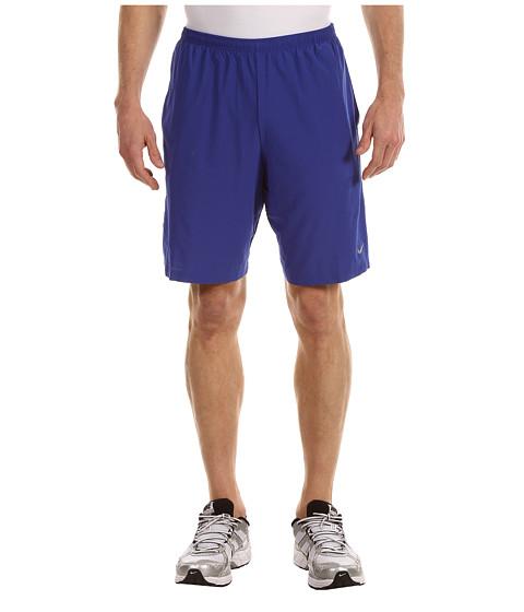Pantaloni Nike - 9 inch Running Short - Hyper Blue/Wolf Grey/Volt/Reflective Silver