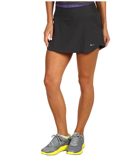 Fuste Nike - Lined Woven Skirt - Anthracite/Anthracite/Anthracite/Matte Wilver
