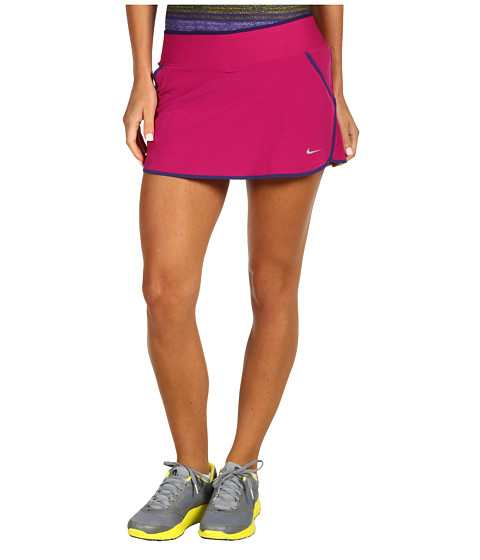 Fuste Nike - Lined Woven Skirt - Rave Pink/Night Blue/Night Blue/Matte Silver