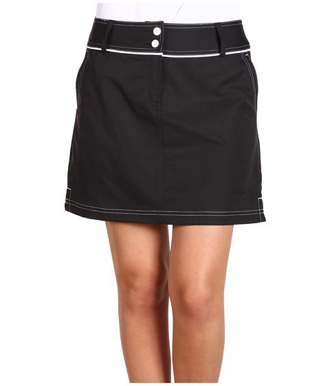 Pantaloni adidas Golf - Contrast 5-Pocket Skort - Black/White
