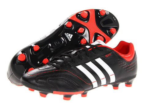 Adidasi adidas - 11Nova TRX FG - Black/Running White/Hi-Res Red