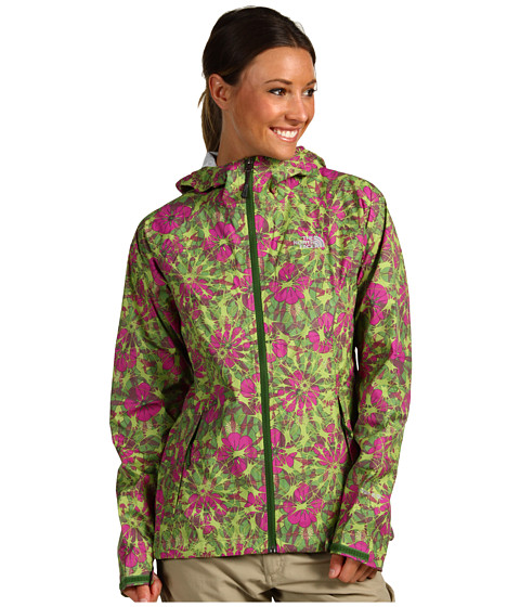 Special Iarna The North Face - Women\\\'s Bella Jacket - Grip Green Floral