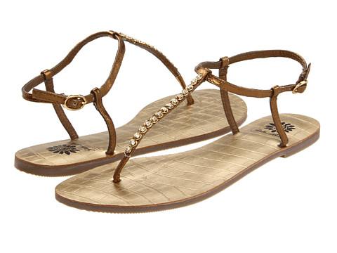 Sandale Yellow Box - Oceana - Bronze