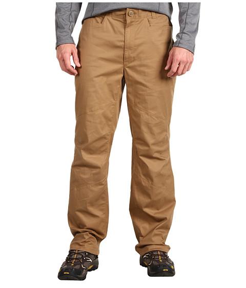 Pantaloni The North Face - Bishop Pant - Utility Brown