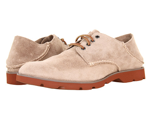 Pantofi Sperry Top-Sider - Boat Oxford - Sand Suede Plain Toe