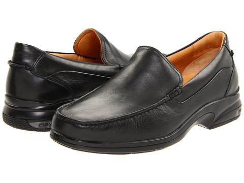Pantofi Sperry Top-Sider - Gold ASV Dress Casual Venetian - Black