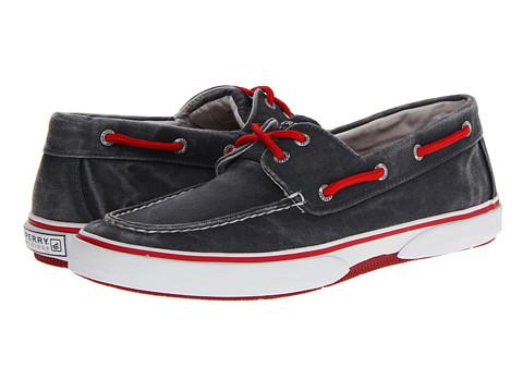 Pantofi Sperry Top-Sider - Halyard 2-Eye - Navy/Red
