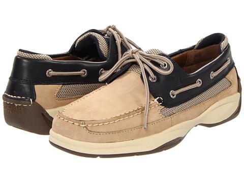 Pantofi Sperry Top-Sider - Lanyard 2-Eye - Natural/Navy