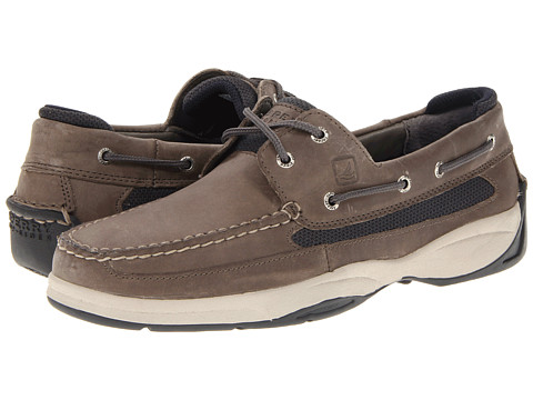 Pantofi Sperry Top-Sider - Lanyard 2-Eye - Grey