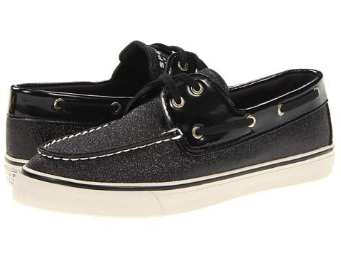 Pantofi Sperry Top-Sider - Biscayne - Black/Sparkle