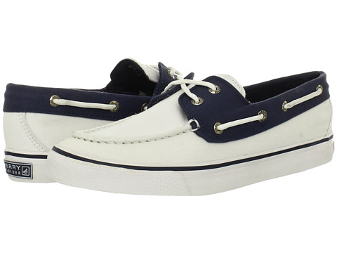 Pantofi Sperry Top-Sider - Biscayne - White/Navy