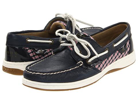Pantofi Sperry Top-Sider - Bluefish 2-Eye - Navy/Plaid
