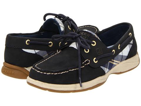 Pantofi Sperry Top-Sider - Intrepid 2-Eye - Navy Plaid