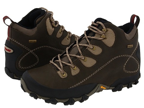 Ghete Patagonia - Nomad GORE-TEX® - Peat Brown