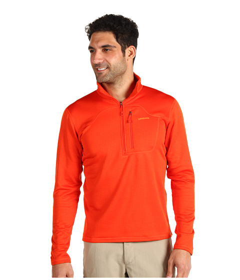 Bluze Patagonia - R1î Pullover - Paintbrush Red