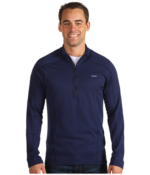 Pulovere Patagonia - Capilene® 3 Midweight Zip-Neck - Classic Navy