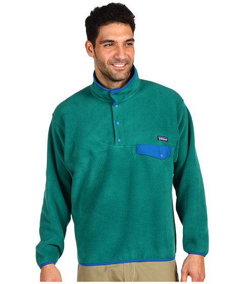 Bluze Patagonia - Synchillaî Snap-Tî Pullover - Luxe Green
