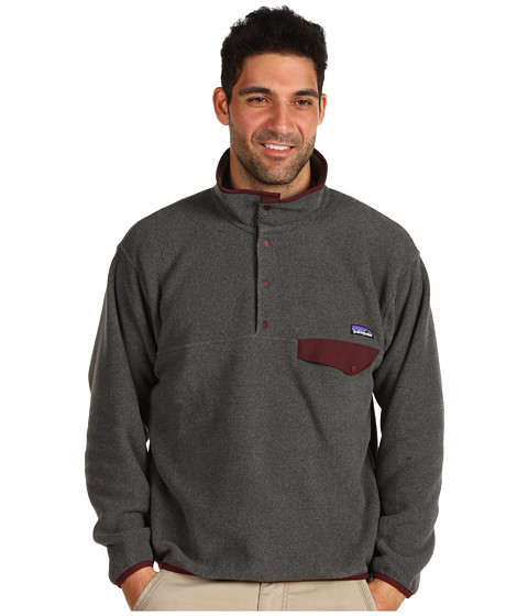 Bluze Patagonia - Synchilla® Snap-T® Pullover - Nickel