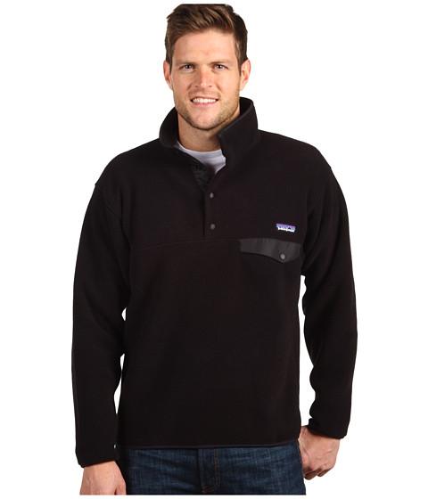 Bluze Patagonia - Synchillaî Snap-Tî Pullover - Black
