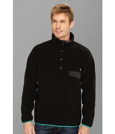 Bluze Patagonia - SynchillaÃ'® Snap-TÃ'® Pullover - Black/Rockwall