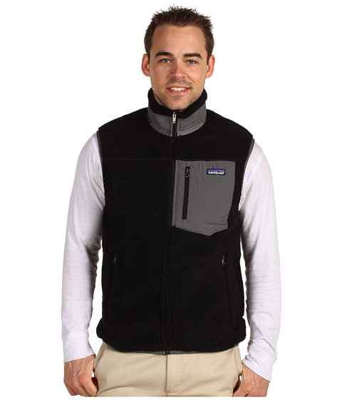 Jachete Patagonia - Classic Retro-X Vest - Black