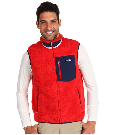 Jachete Patagonia - Classic Retro-X Vest - Red Delicious