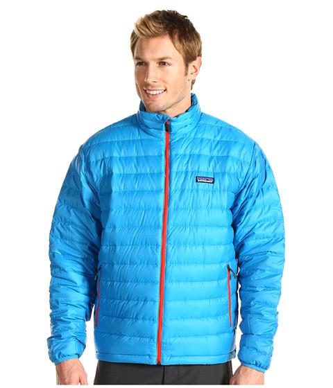 Jachete Patagonia - Down Sweater - Larimar Blue