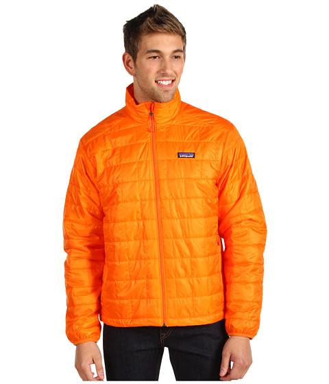 Jachete Patagonia - Nano Puffî Jacket - Turmeric Orange