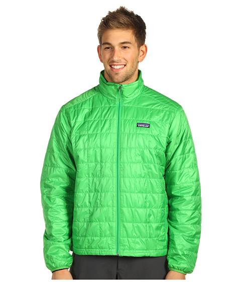 Jachete Patagonia - Nano Puffî Jacket - Cilantro