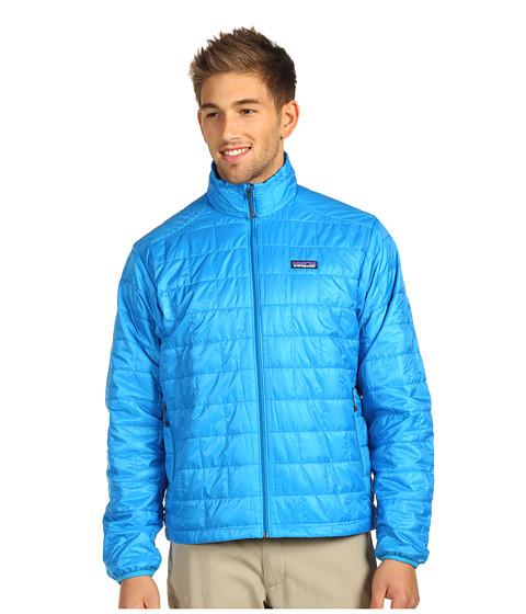 Jachete Patagonia - Nano Puffî Jacket - Larimar Blue