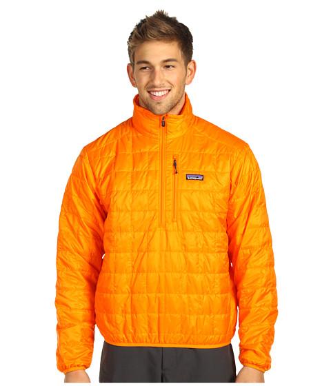 Jachete Patagonia - Nano Puffî Pullover - Turmeric Orange