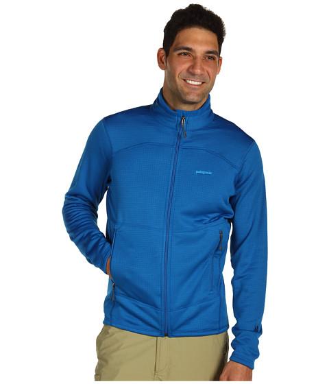 Jachete Patagonia - R1î Full-Zip Jacket - Bandana Blue