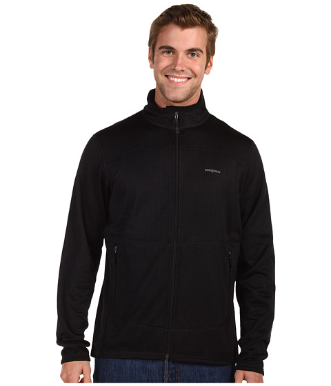 Jachete Patagonia - R1î Full-Zip Jacket - Black