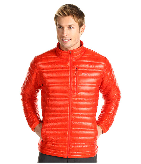 Jachete Patagonia - Ultralight Down Jacket - Paintbrush Red