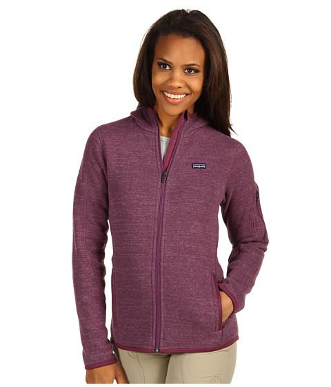 Bluze Patagonia - Better Sweater⢠Full-Zip Hoodie - Tyrian Purple
